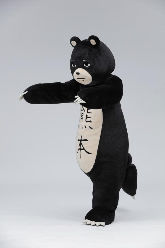 「磯部磯兵衛物語~浮世はつらいよ~」に登場する熊本さん。