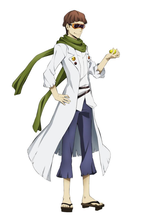 梶井基次郎(CV:羽多野渉)。「檸檬爆弾(レモネード)」の能力を操る爆弾魔で、「死」を「究極の科学」と豪語する狂科学者。