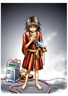「テラフォーマーズ LOST MISSION II 悲母への帰還」のイメージカット。(c)貴家悠・橘賢一/集英社