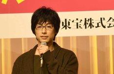 黒沢歩役を演じるDEAN FUJIOKA。