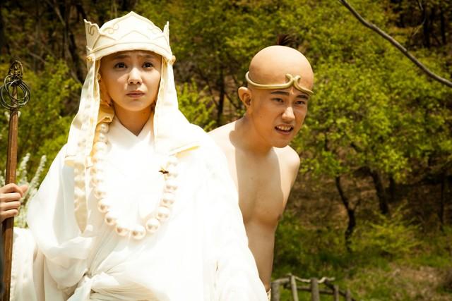 映画「珍遊記」より。(c)漫☆画太郎/集英社・「珍遊記」製作委員会