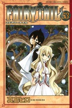 本日1月15日に発売された「FAIRY TAIL」53巻。