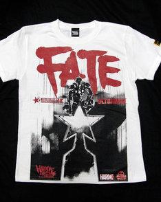 ハードコアチョコレートのTシャツ「ULTRAMAN(FATE)」。