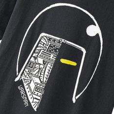 ウォーズマンのTシャツ。