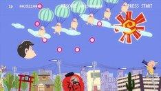「おそ松さん」ショートフィルム#2「OSOMATSU BLASTER」場面カット