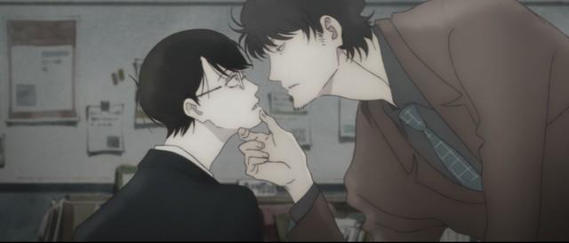 劇場アニメ「同級生」場面カット