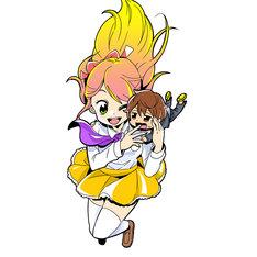 「☆色ガールドロップ」予告カット