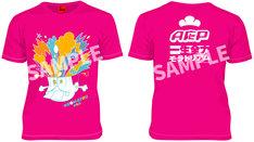 「A応P×おそ松さん」OP曲コラボTシャツ「はなまるぴっぴはよいこだけ」