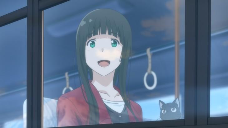 テレビアニメ「ふらいんぐうぃっち」先行場面写真