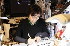萩尾望都 写真提供:NHK
