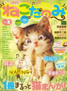月刊ねこだのみ3号