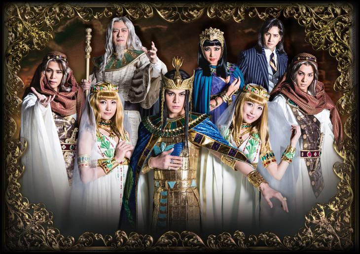 ミュージカル「王家の紋章」ビジュアル