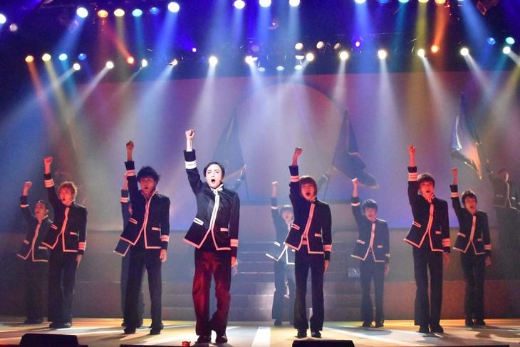 「【最終章】學蘭歌劇『帝一の國』-血戦のラストダンス-」ゲネプロの様子。