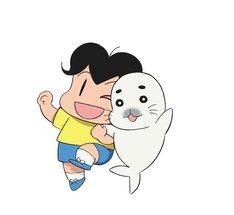 「少年アシベ GO!GO!ゴマちゃん」 (c)森下裕美・OOP/Team Goma