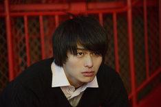 内藤勇実役を演じる小林豊。