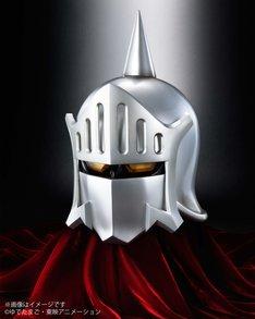 「1/1 超人ヘッド ロビンマスク 原作カラーVer. 重塗装再販」