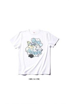 「浅野いにお描きおろし 小山門出」Tシャツ