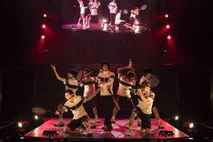 「ミュージカル『テニスの王子様』コンサート Dream Live 2016」より、聖ルドルフ。