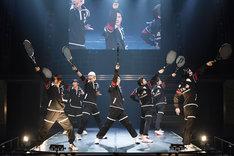 「ミュージカル『テニスの王子様』コンサート Dream Live 2016」より、不動峰。