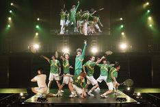 「ミュージカル『テニスの王子様』コンサート Dream Live 2016」より、山吹。
