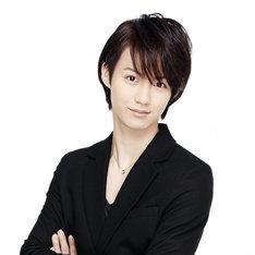 小野田坂道役の小越勇輝。