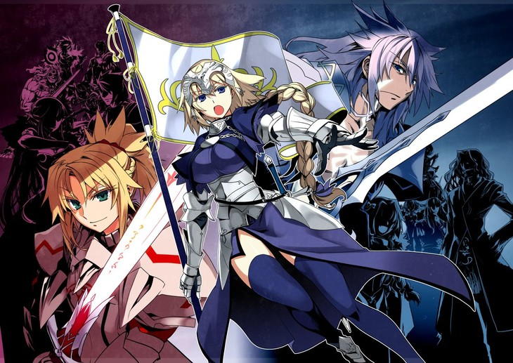 「Fate/Apocrypha」カット