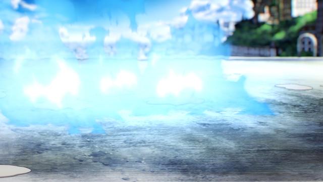 アニメ「青の祓魔師 京都不浄王篇」PVより。 (c)加藤和恵/集英社・「青の祓魔師」製作委員会