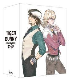 「TIGER & BUNNY Blu-ray BOX」の特製ボックス。