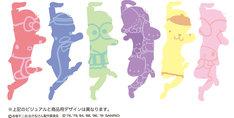 ニュース記事ランキング2位より、「おそ松さん×SANRIO CHARACTERS」のビジュアル。なお「おそ松さん」とサンリオキャラクターの各コラボの組み合わせは未定。