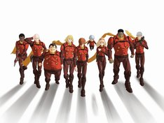 「CYBORG009 CALL OF JUSTICE」ビジュアル