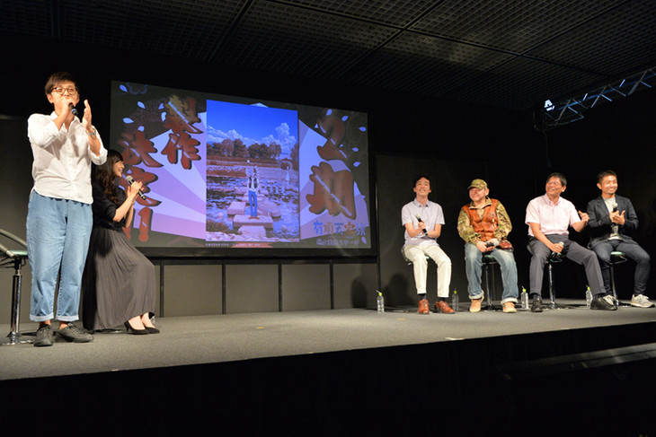 「有頂天家族 捲土重来ステージ」の様子。イベントでは「有頂天家族2」の制作決定が発表された。