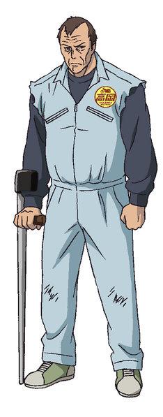 高岡拳太郎(CV:田中亮一)