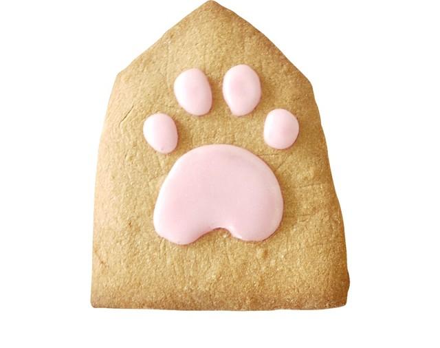 「ニャーの肉球クッキー」