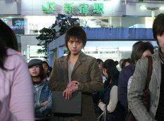 「デスノート 逆襲の天才」の場面写真。(c)大場つぐみ・小畑健/集英社 (c)2006「DEATH NOTE」FILM PARTNERS