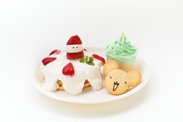 「クリスマスプレート」