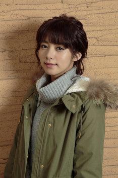 池田エライザ演じるジュン。