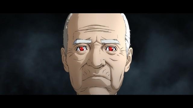 アニメ「いぬやしき」より。(c)奥浩哉・講談社/アニメ「いぬやしき」製作委員会