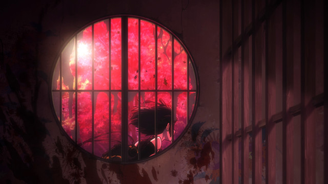 劇場版「甲鉄城のカバネリ 総集編」場面写真 (c)カバネリ製作委員会