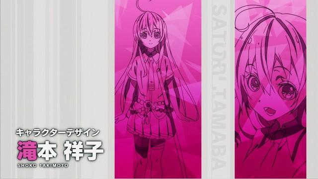 「武装少女マキャヴェリズム」PV第1弾の場面カット。