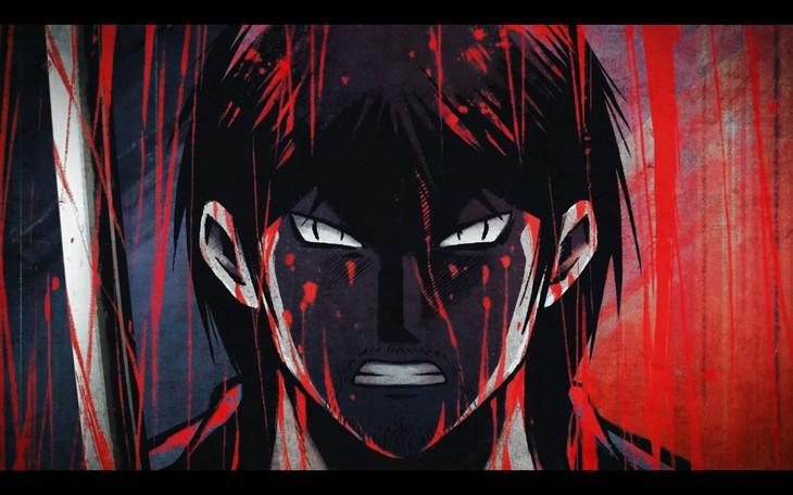 ショートアニメ「彼岸島X」より。