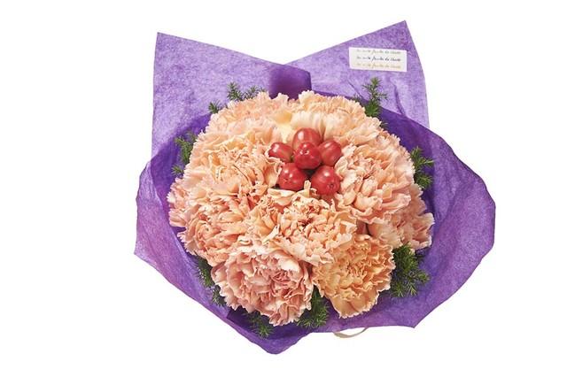 レ ミルフォイユ ドゥ リベルテ(グランスタ丸の内)で提供される「ドラゴンボールflower」。