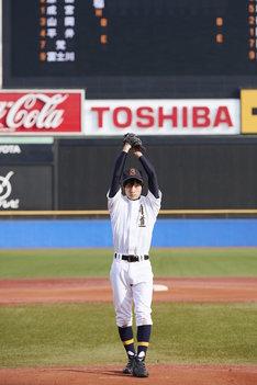 小澤廉演じる沢村栄純。