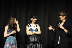 藤田富に「怖かった」と言われる女性陣。