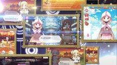 「マギアレコード 魔法少女まどか☆マギカ外伝」画面サンプル