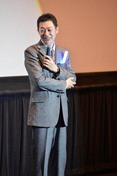 「プリティーリズム」シリーズ監督の菱田正和。