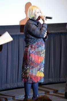 「プリティーリズム・レインボーライブ」第2クール、第4クールのシリーズ構成を務めた坪田文。