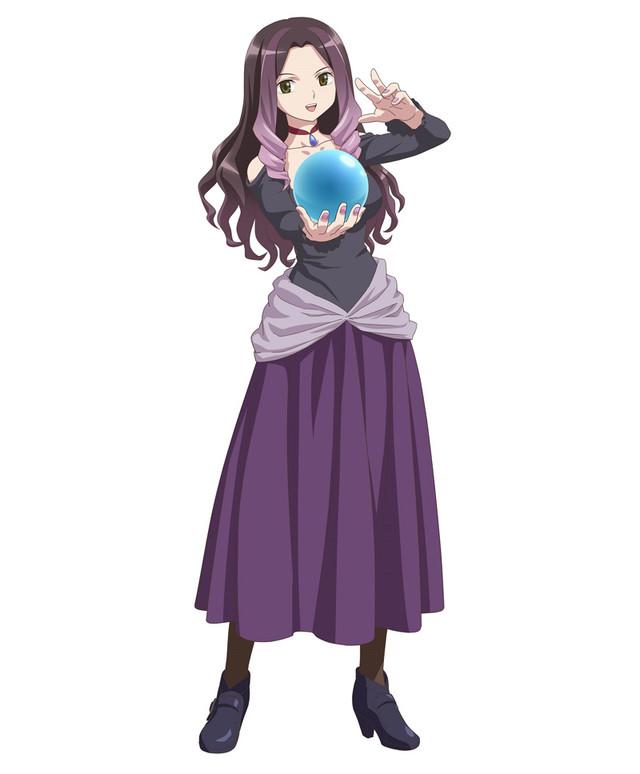 沢城みゆきが演じる、姉祭・アネット・瞳。