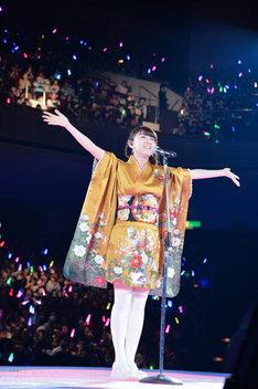 お通役の高橋美佳子。