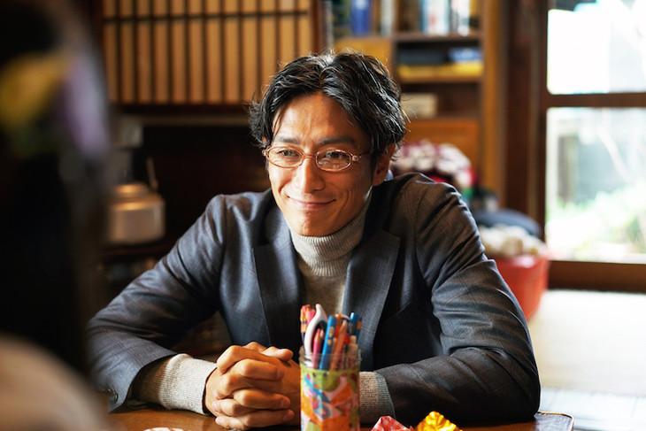 伊勢谷友介演じる誠二郎。