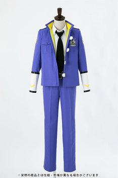 宇宙警察エルドライブの男子制服。